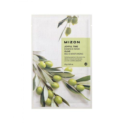 MIZON Joyful Time esszenciális maszk olíva kivonattal